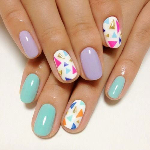 18 Best Spring Nail Art Designs Ideas Trends Stickers 2015 2 18 Best Spring Nail Art Designs, Ideas, Trends & Stickers 2015