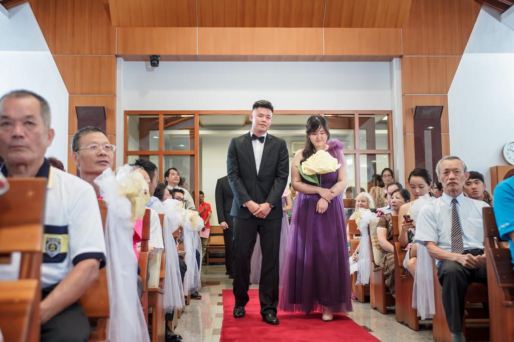 090雲林馬光教堂婚禮紀錄