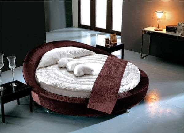 15 Most Amazing Modern Round Beds Ideas You'll Ever See 12