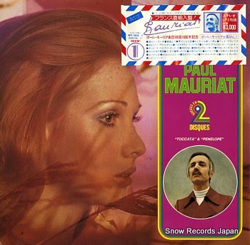 MAURIAT, PAUL super hits paul mauriat, toccata & penelope