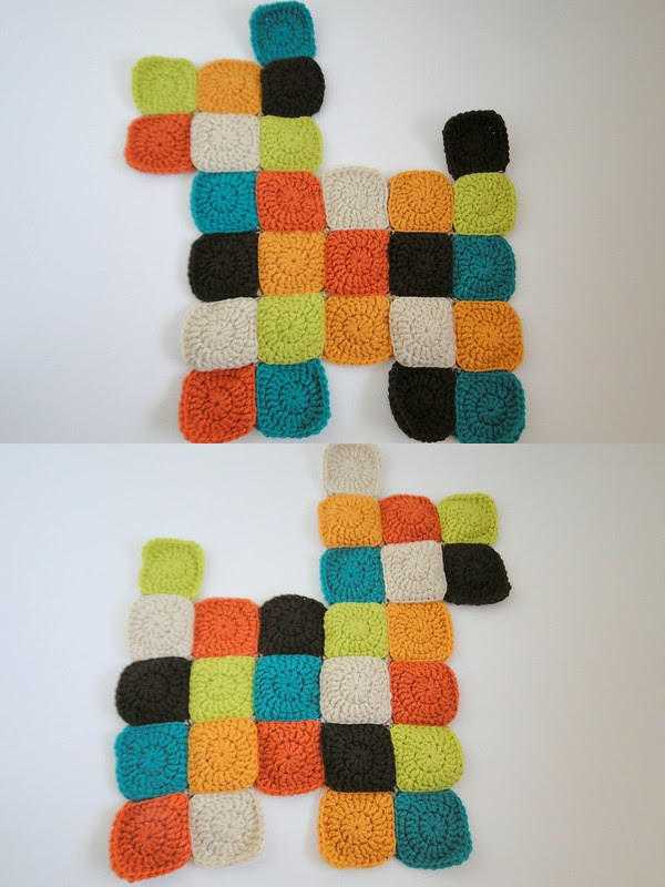 patchwork dog