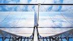 Foto d'arxiu de panells solar de col · lectors cilindroparabólicos, Crèdit: DLR / Markus-Steur.de