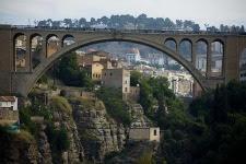 Le pont Sidi Rached de Constantine