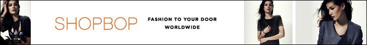 Shopbop Fashion to Your Door Worldwide (728x90)