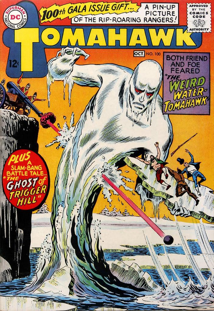 Tomahawk #100 (DC, 1965)