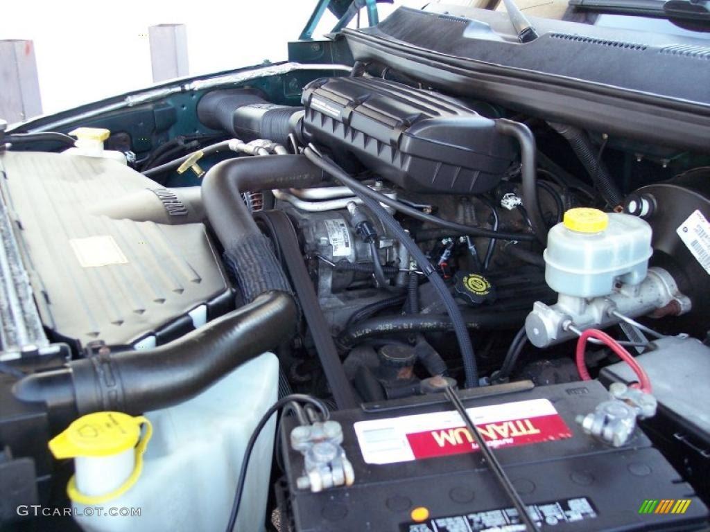 Dodge 52 Engine