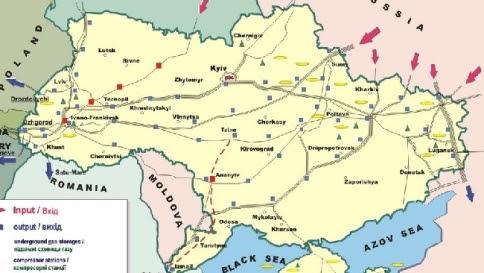 Kiev: falliti negoziati Ue su gas, Mosca minaccia tagli