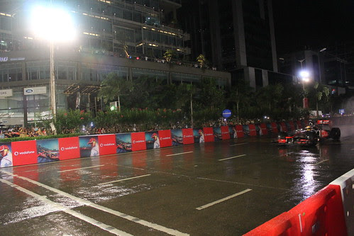 Lewis Hamilton Loves Mumbai Rains#Vodafone Superfest by firoze shakir photographerno1