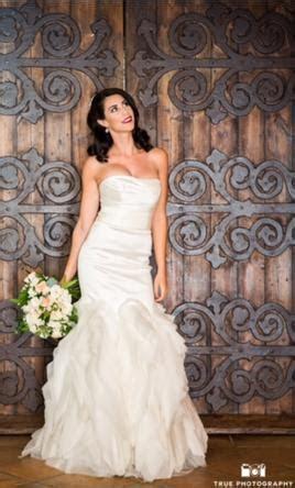Vera Wang Ethel , $1,989 Size: 2   Used Wedding Dresses