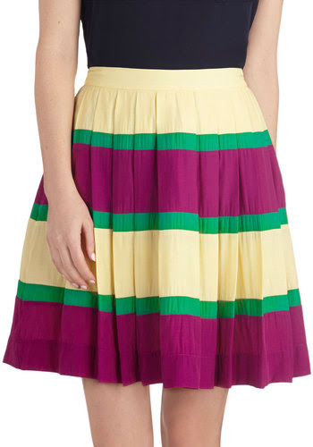 Sacramento Style Skirt from ModCloth