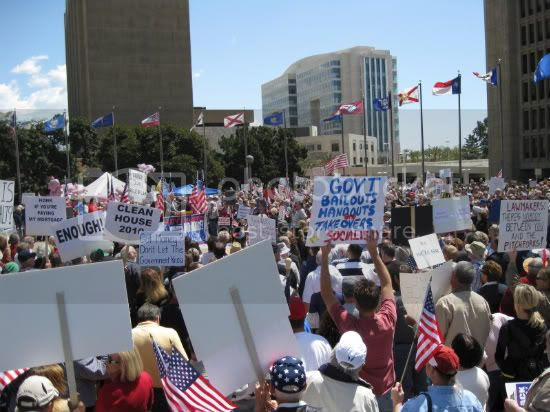 Santa Ana Tea Party