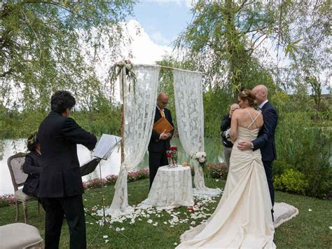 Wedding blessings in Tuscany   celebrant service