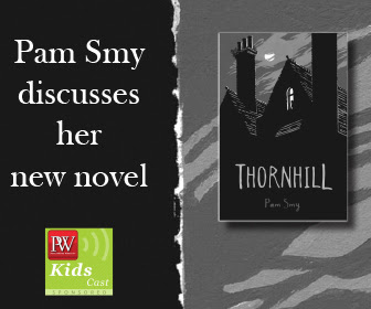 Illustrator Pam Smy discusses 'Thornhill'