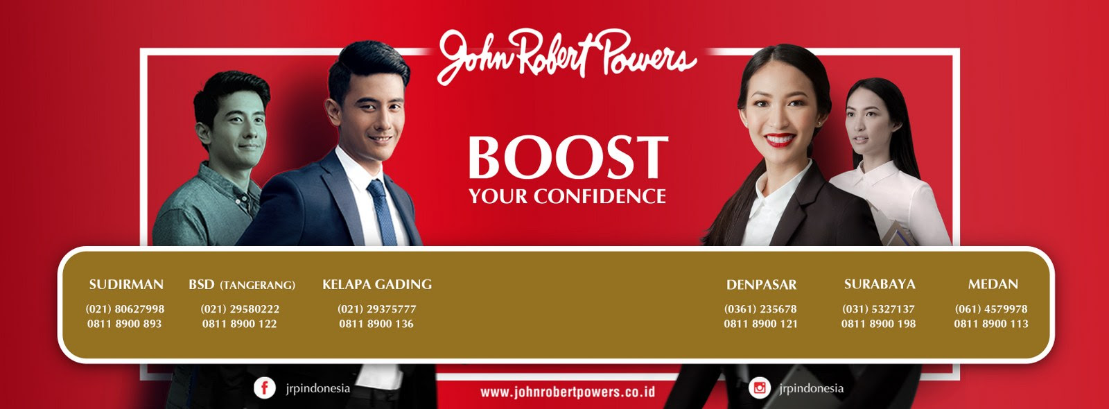 News John Robert Powers