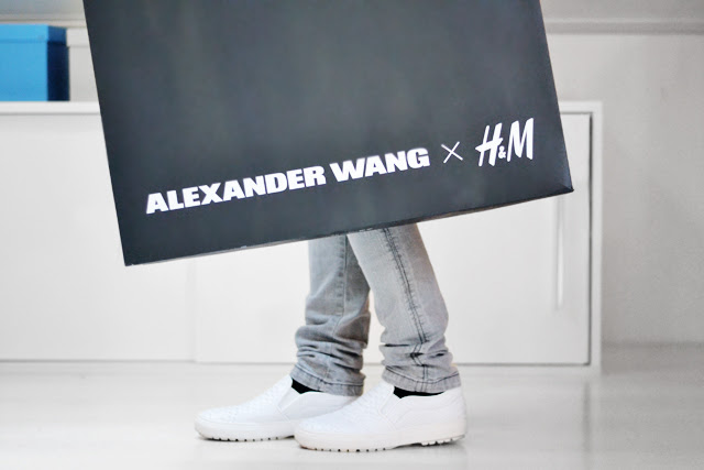 alexander wang x h&m designer collaboration, new in, shopping, alexander wang sunglasses, h&m ten years designers book, karl lagerfeld, versace, marni, maison martin margiela, isabel marant, blogger, fashion blogger turn it inside out belgium belgian blogger, belgie alexander wang x h&m inspiration