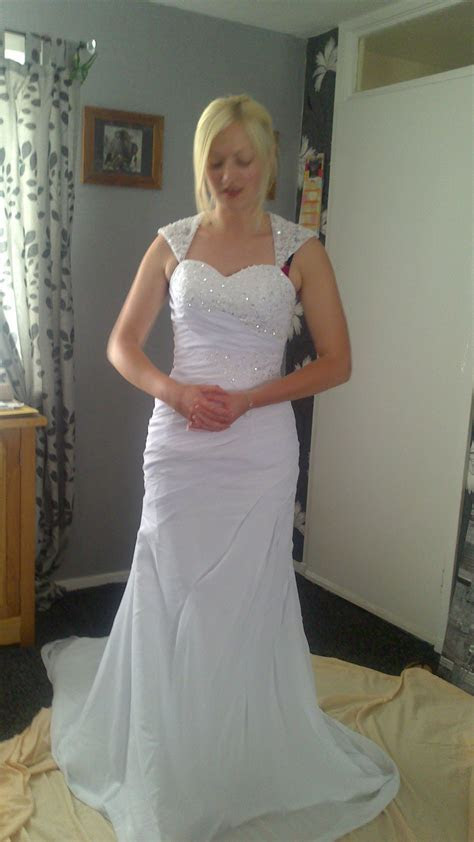 has anyone brought a wedding dress from china?   The eBay