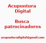 Acupuntura Digital Busca patrocinadores