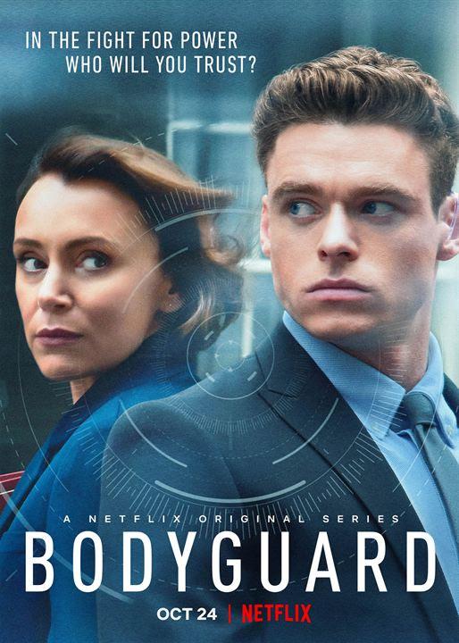 Bodyguard : Afis