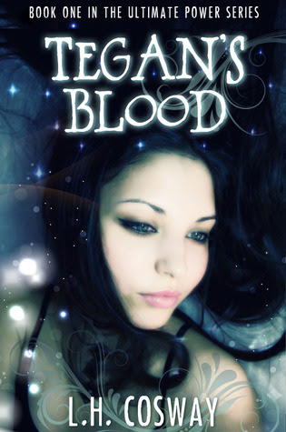 Tegan's Blood (The Ultimate Power, #1)