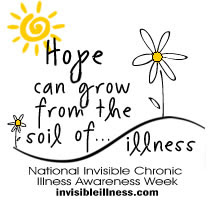 Visit Invisible Illness Week for Support, Resources, & Info on How to Get Involved