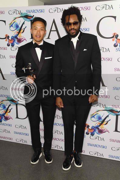 2014 CFDA Awards Winners:Dao-Yi Chow & Maxwell Osborne photo Dao-Yi-Chow-Maxwell-Osborne-CFDA-Awards-2014_zps7f3d74cc.jpg