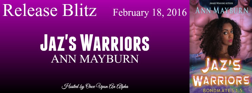 Jaz's Warriors RB Banner