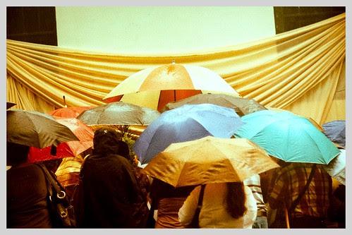 La Rebelión de los Paraguas