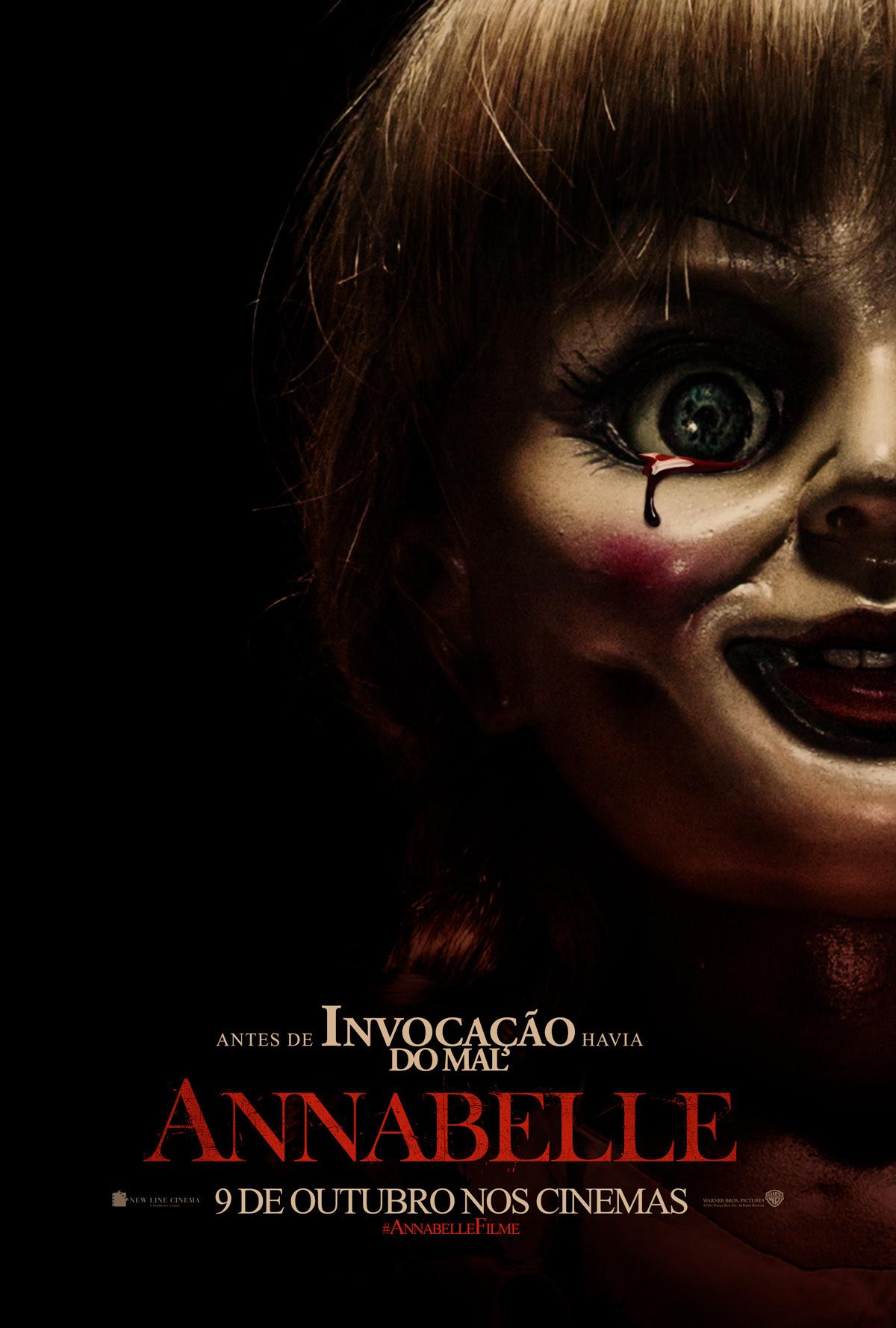 O Filme da Semana - Annabelle.