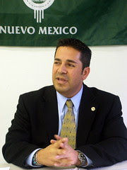 Ben Ray Lujan at the AFSCME candidate forum last year