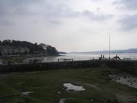 Arnside Pier