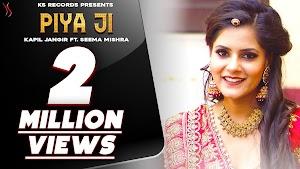 Piya JI Lyrics - Seema Mishra - LyricGroove - Latest Song Lyrics