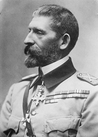 Ferdinand Viktor Adalbert Meinrad De Hohenzolern-Sigmaringen, rege al României (1914–1927)