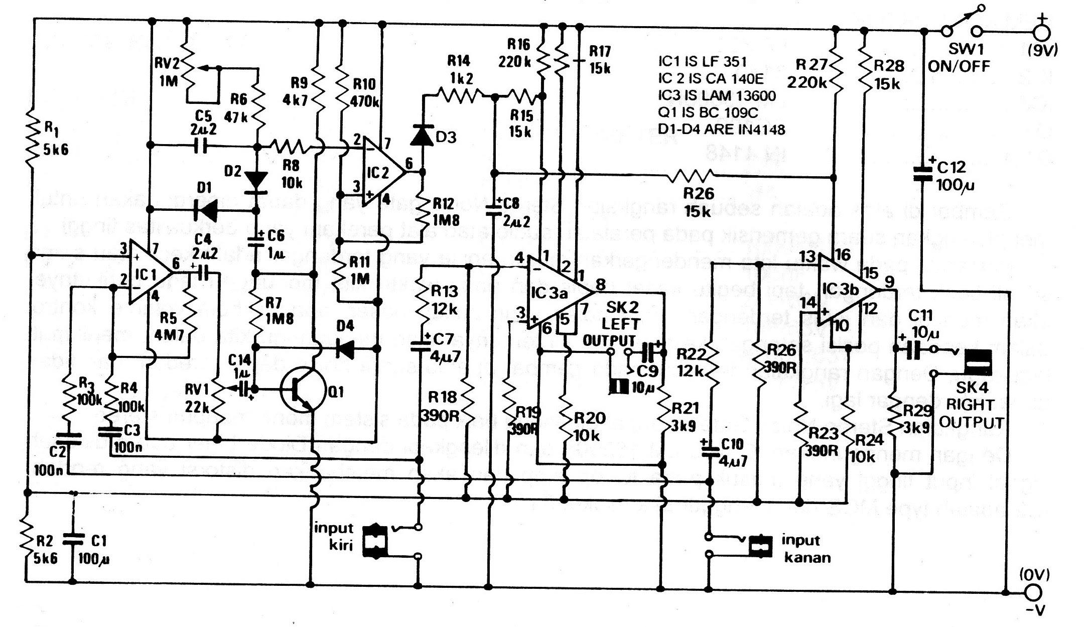 gambar skema motor listrik