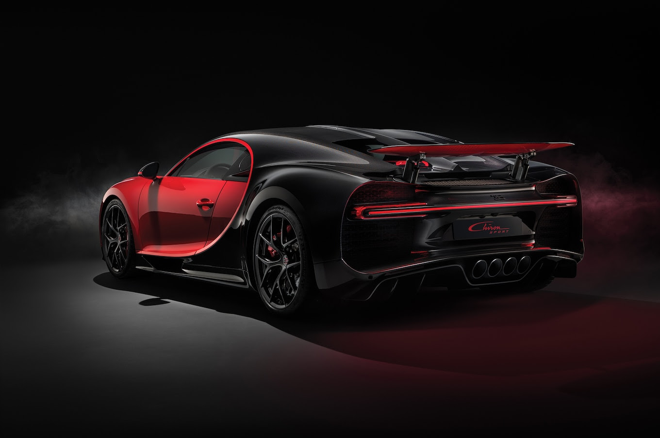 Bugatti Chiron Sport Promises Improved Handling  Motor Trend