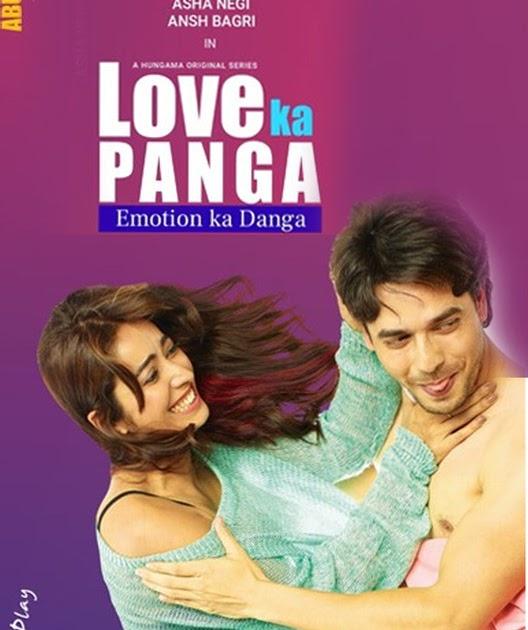 Love Ka Panga S01 2020 Hindi Complete Hungama Web Series 720p HDRip AAC