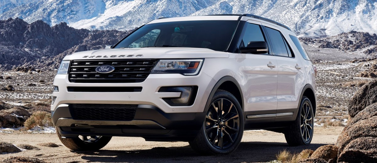 2017 Ford Explorer Pictures | 2017 - 2018 Best Cars Reviews