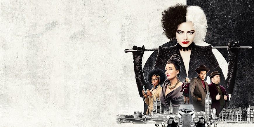 Cruella (2021) 4K Movie Online Full