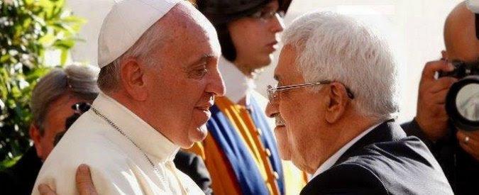 """Vaticano riconosce lo Stato Palestinese: firmato l'accordo. Israele: """"Delusione"""""""