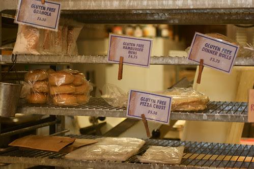 gluten-free in West Seattle