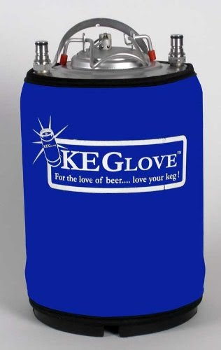 Beer Keg Cooler 2 5 3 Gallon Keg Sleeve Ice Blanket Bundle