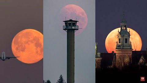 How to Plan Stunning Moon Alignment Photos