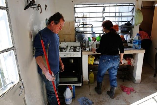 Postales después del diluvio: tras el desconsuelo, un nuevo amanecer