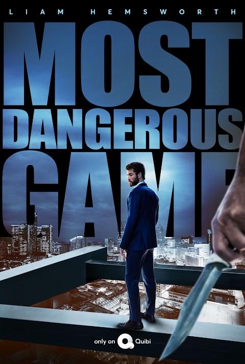 Most Dangerous Game (2020) 480p 720p 1080p WebRip Dual Audio (Hindi+English) Full Movie