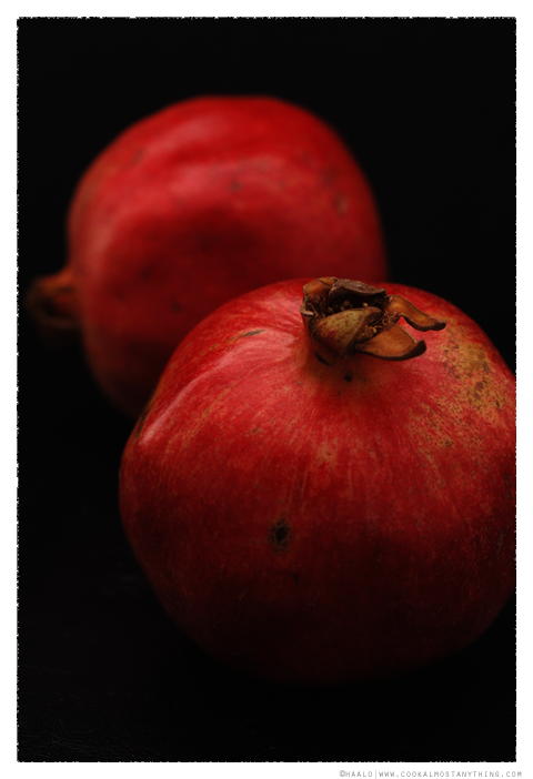pomegranate© by Haalo