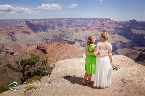Grand Canyon Wedding Photographer   Shoshone Point Arizona