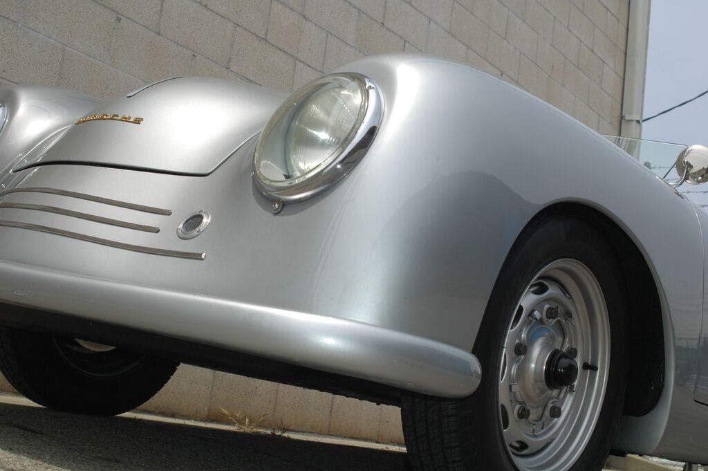 Fibersteel Parts And Sales Of Porsche 356 Speedster And