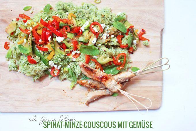 what Ina loves ❤ : {Nachgekocht} CousCous ala Jamies 15 Minuten Küche