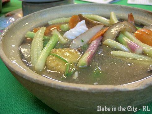 KT - Claypot Tofu (RM15)