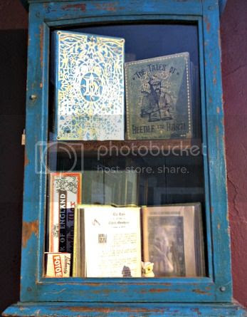 Props from the movies: The Tales of Beedle the Bard and other books - The House of MinaLima