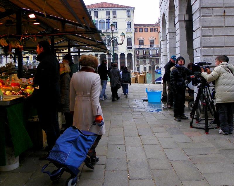 Venice - Rialto Market